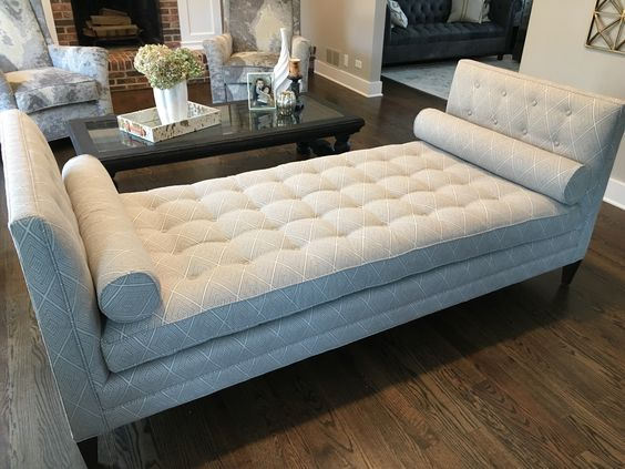 This Clancy Daybed in Millions Cloud is so handsome! #Arhaus