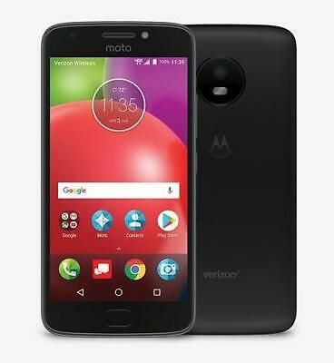 Motorola Moto E4 16gb 5 Unlocked Smart Phone Black Product Main