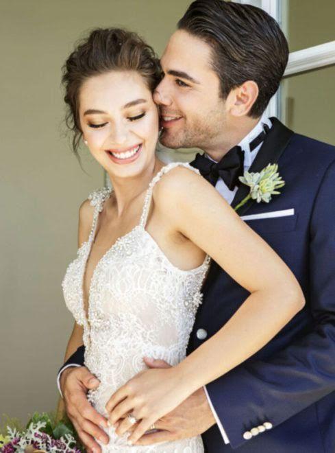 Neslihan Atagul Kadir Dogulu Wedding Atagul Dogulu Kadir Neslihan Wedding Pnina Tornai Wedding Dress Wedding Dresses Lace Wedding Dresses