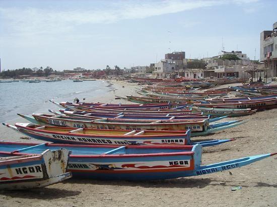 Dakar Plage de Ngor Sénégal