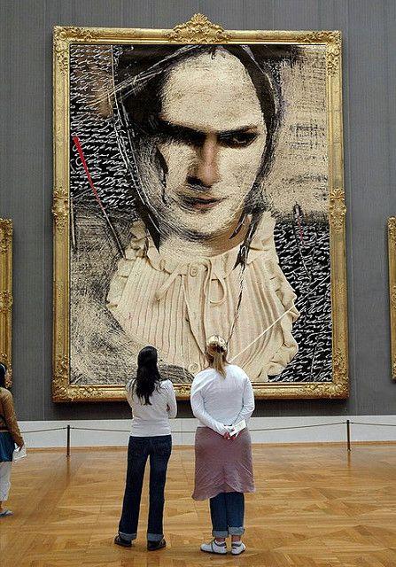 My Casanova in museum § by François Vassivière, via Flickr