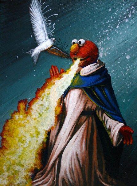 'St. Elmo's Fire' by Robert Bowen