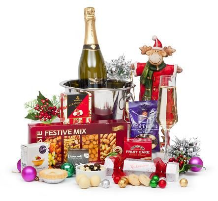 Christmas Bubbles Hamper