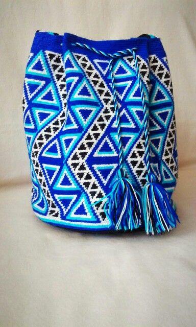 Mochila bag w moim wykonaniu :-):