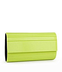 There is nothing boring about this BCBGeneration color! We have this clutch in hot pick and lime.