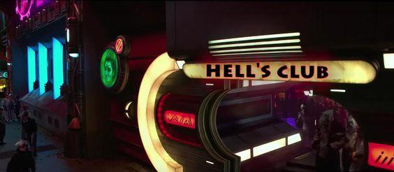 Hell's Club el Lugar Donde Se Reunen Todos Los Iconos del Cine