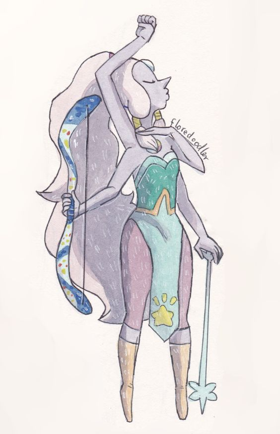 Opals, Steven universe and Universe on Pinterest