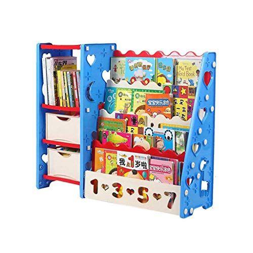 Jj Ll Jjll Hand Painted Moving All Around Book Display Themed Sling Bookshelf Kids Furniture Book Ra Childrens Bookcase Bookshelves Kids Childrens Shelves