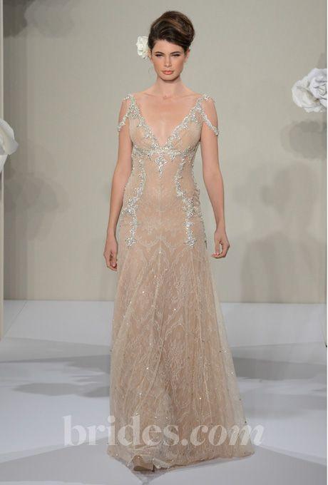 Pnina tornai pnina tornai wedding dresses and wedding for Kleinfeld wedding dresses with sleeves