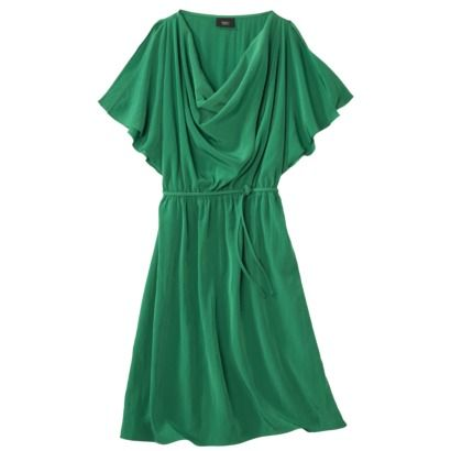 Mossimo® Women's Tie Waist Dress - Assorted Colors.Opens in a new window