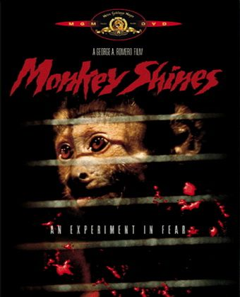 80s Horror Movies - Monkey Shines: An Experiment in Fear