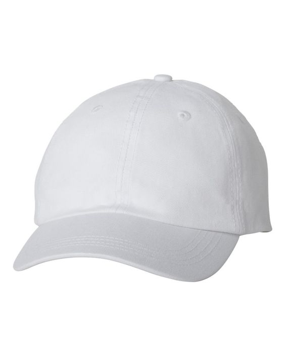 Alternative - Cotton Twill Cap - AH70 White