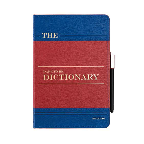 Ozaki O!coat Wisdom Dictionary Blue/Red/Blue для iPad mini — 479 грн.