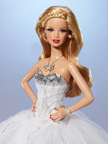 Haute Hiver OOAK barbie