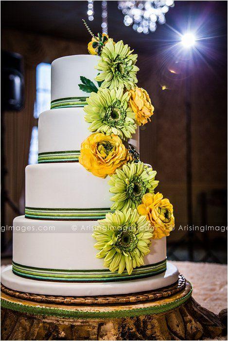 Amazing wedding cake at The Royal Park's Ballroom Bliss 2013