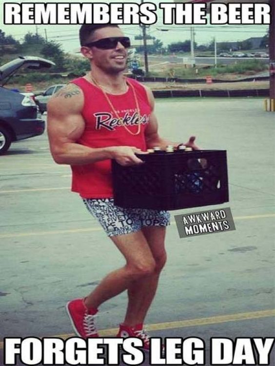 Funny Meme About Leg Day : Pinterest the world s catalog of ideas