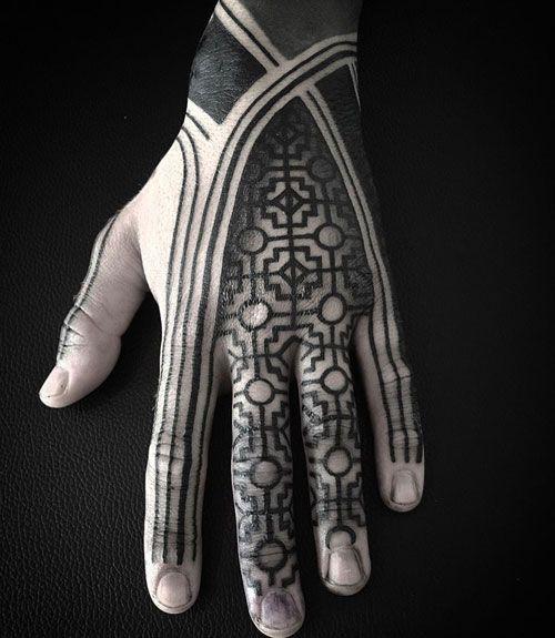 125 Best Hand Tattoos For Men Cool Designs Ideas 2019 Guide Hand Tattoos For Guys Tribal Hand Tattoos Hand Tattoos