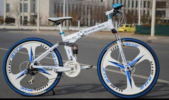 Mercedes Benz And Bmw Foldable Cycles Available In Stock 26 Inch