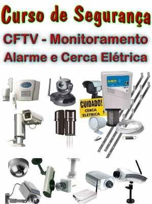 Curso de #Segurança - CFTV, Alarme e Cerca Elétrica #mpsnet  #conhecimento…