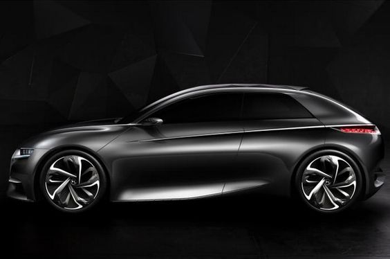 Divine DS Concept : La compacte en version Prestige - Blog Automobile