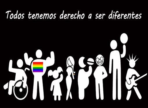 Di No A La Discriminacion Imagenes De Discriminacion Discriminacion Tipos De Discriminacion