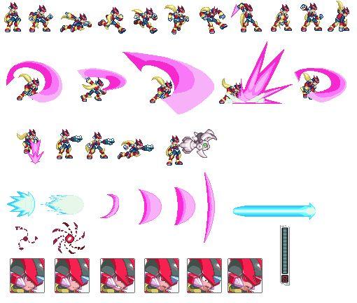Megaman sprites maker download