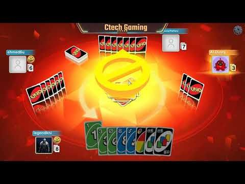 Lets Play Uno Multiplayer Gameplay Ep 05 In 2020 Play Uno Game Night Games