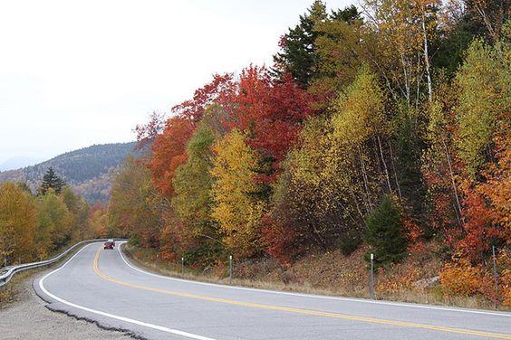 Going To The Sun Road Montana Scenic Roads Scenic Drive New Hampshire
