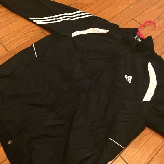 Windbreaker jacket Windbreaker and Adidas jacket on Pinterest