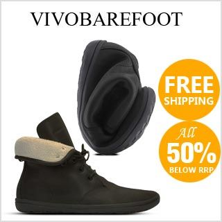 Vivobarefoot Hopewell Leather Boots and More