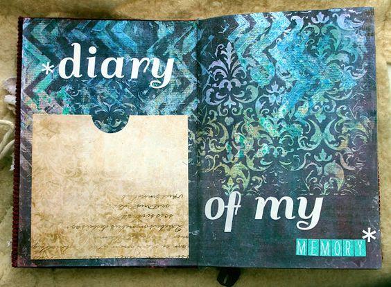 Блокнот - Diary of my memory.