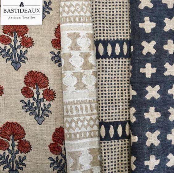 Bastideaux textiles