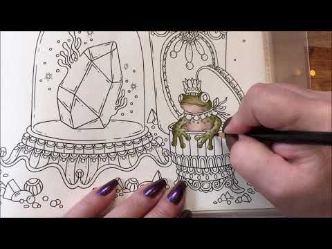 Coloring Magical Dawn Thehk5project Youtube Magical Color Inspo Color