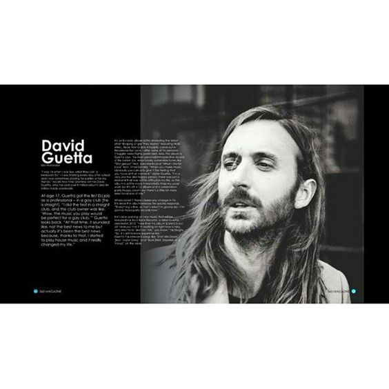 """#360Magazine: """"Read & Learn"""" how #davidguetta has been working with the #UN & #UNICEF!!!: http://the360mag.com/issue.html #instagood #picoftheday #photooftheday #BebeRexha"""