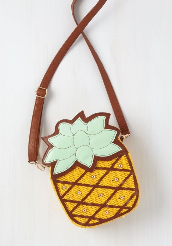 Tropic and Choose Bag. After youve carefully crafted your outfit of the day, add this quirky-cute bag for the final fanciful touch. #multi #modcloth: