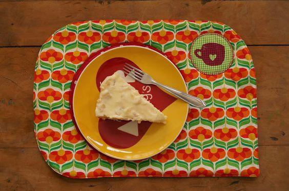 ana sinhana: Na cozinha: torta de abacaxi