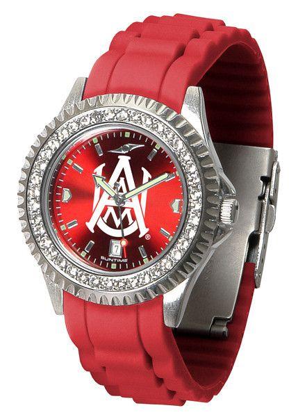 Alabama A&M Bulldogs Womens Sparkle Watch