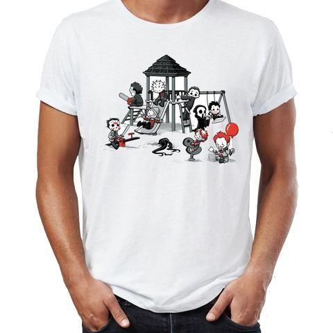 Pennywise Storm Trooper Halloween Top-CLOWN T Shirt IT Movie Star Wars FAN TEE