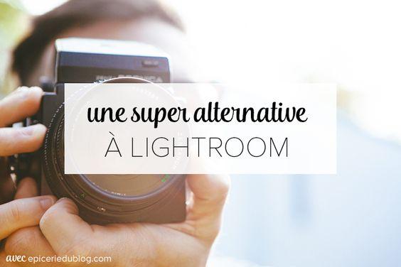 #Lightroom #gratuit? Une bonne application pour remplacer Lightroom. #blogueuse…