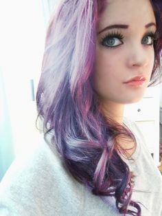 tumblr pastel hair - Google Search