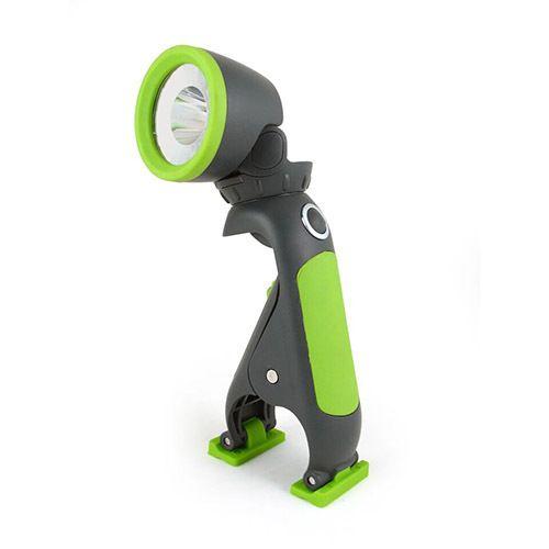 Clamplight Flashlight