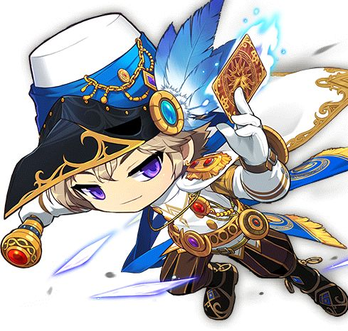 A Collection Of Official Maplestory Artwork Anime Chibi Anime Character Drawing