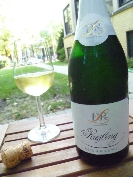 Rượu Vang Dr Loosen Riesling 1