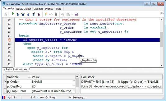Pl Sql Developer Allround Automations Pl Sql Sql Development