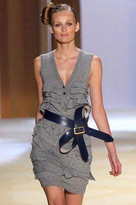 Phillip Lim, New York Fashion Week 2010.