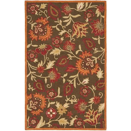 I pinned this Yalova Rug in Brown from the Safavieh Rugs event at Joss and Main!