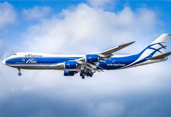 ABC takes delivery of two Boeing 747-8 freighters