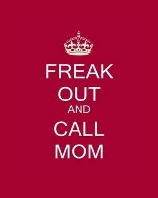 Yeah, I do this. @Susan Caron Leahy...and I am so glad she does (call me, I mean!)  xxoo @Regan Parks Leahy