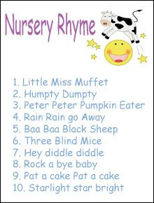 Adorable image intended for free printable baby shower games with answer key