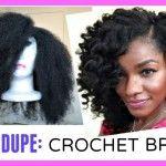 Crotchet Braids Alternative in 30 Minutes [Video]